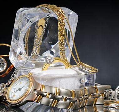 Gold and Diamond Jewelry